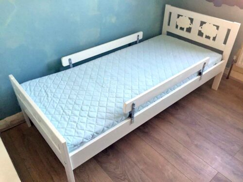 Bed Received from a Gloucestershire Society Grant