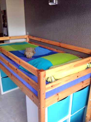 A Grant For A New Child's Bed From The Gloucestershire Society