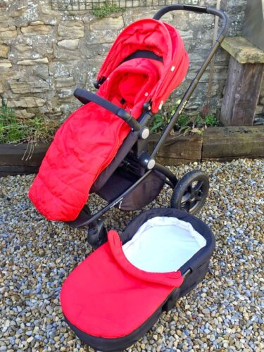 Pushchair Grant by The Gloucestershire Society