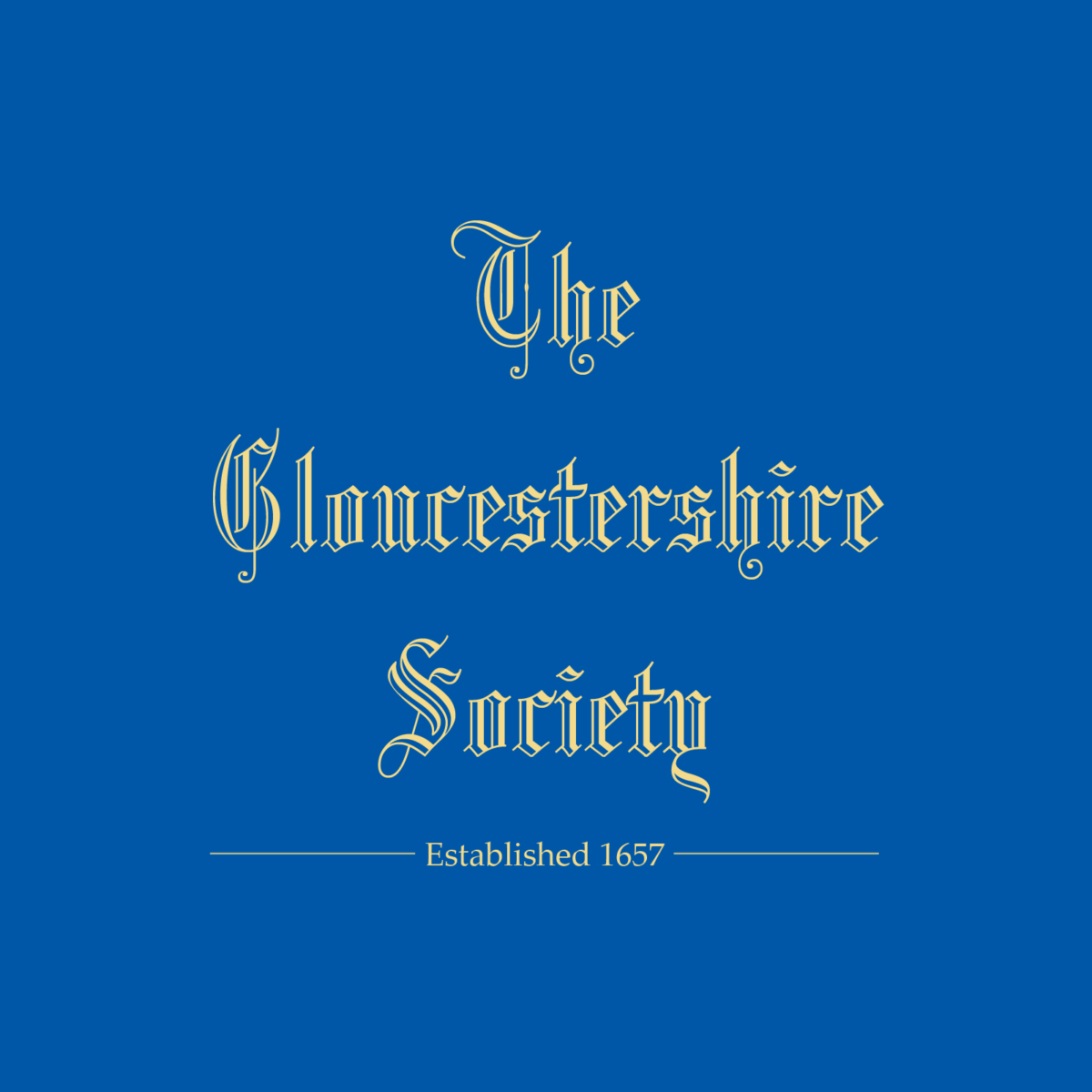 The Gloucestershire Society Logo