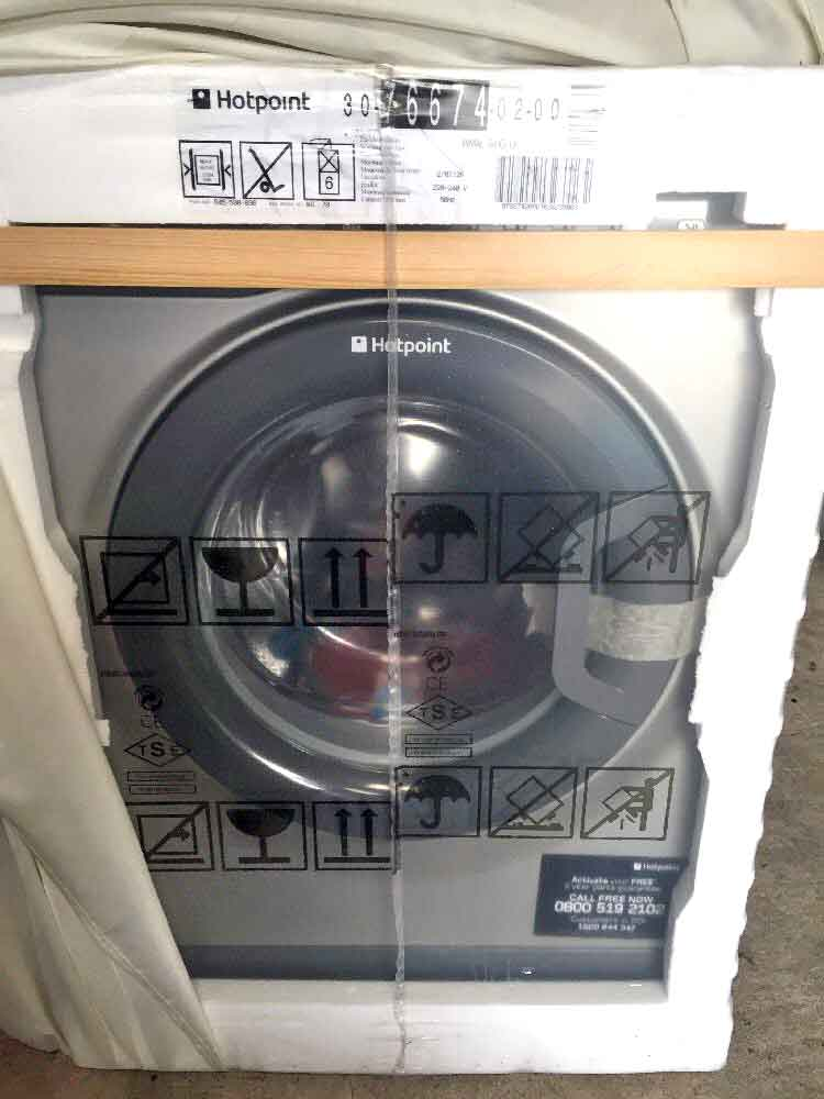 A Grant For White Goods From The Gloucestershire Society